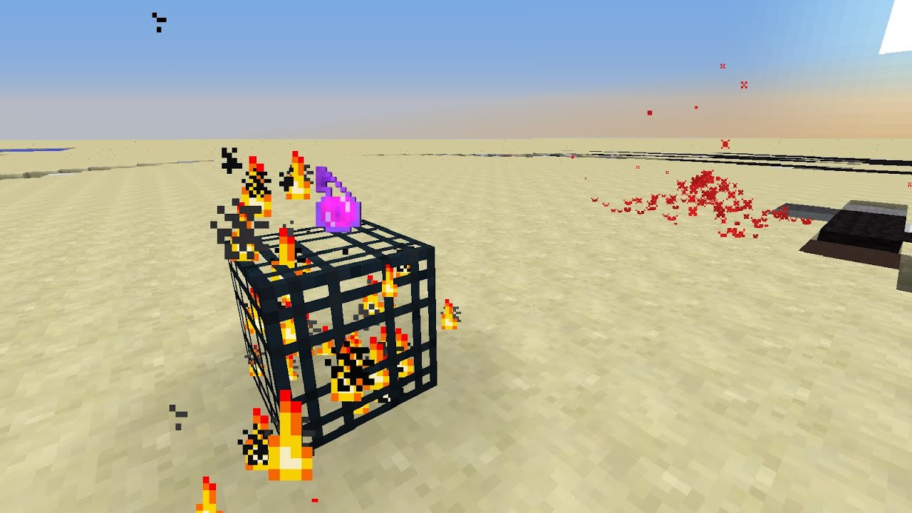 Death Potions (Also Kills Creative Mode) with One Command - Minecraft Trick