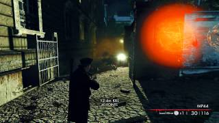 Sniper Elite: Nazi Zombie Army PC  HD Gameplay