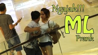 Download Video SADIS!! Cewek Cantik NGAJAK ML | Prank Indonesia MP3 3GP MP4