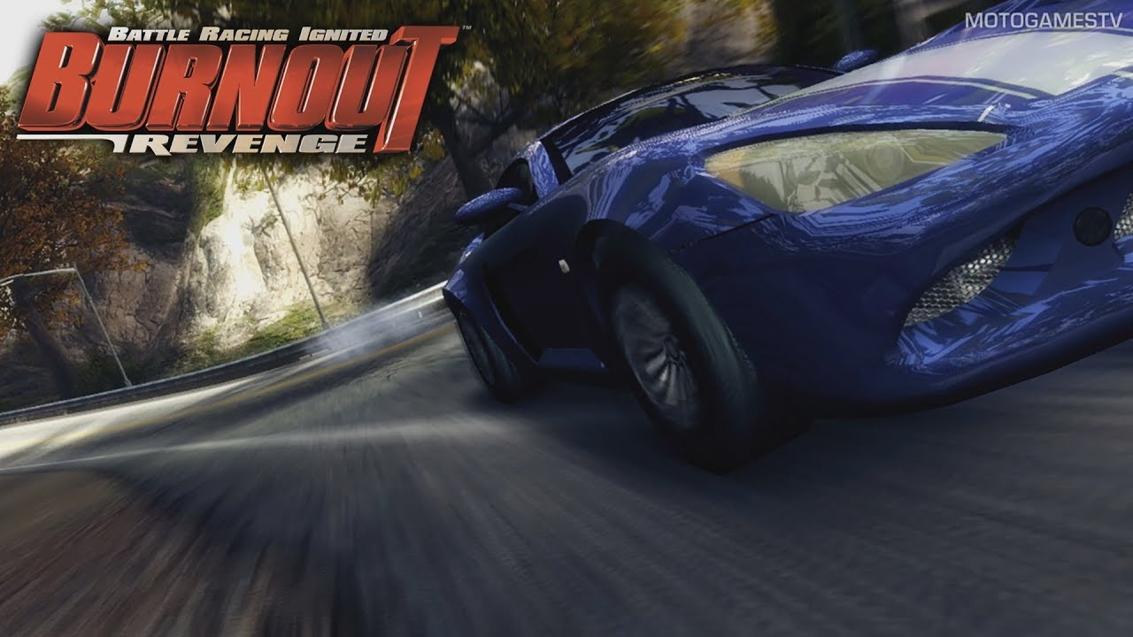 Burnout Revenge On Xbox One First 15 Minutes Of Gameplay