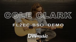Cole Clark Fat Lady FL2EC-BSO Demo (Playing Only) | DW Music