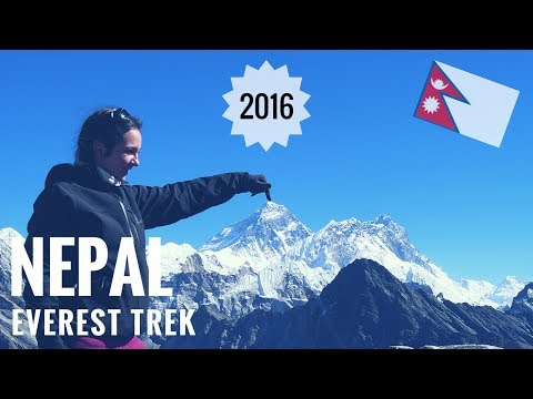 Nepal Everest Trek : Gokyo Ri - Cho La Pass - Base Camp