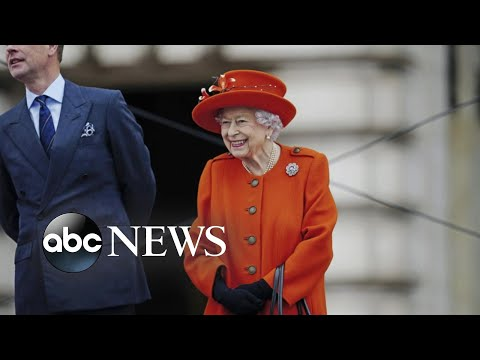 Queen Elizabeth back home after being hospitalized l GMA