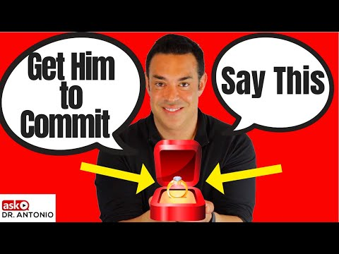 How To Make Him Commit To You - When He Says He's Not Ready for a  Relationship
