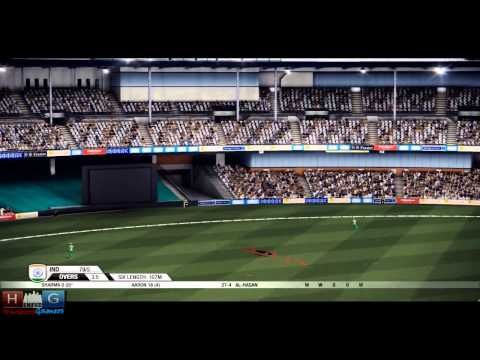 Don Bradman Cricket™ 14 : How To Smash Spinners