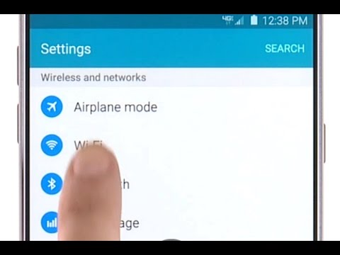 My Samsung  Mobile Wifi Is Not Working Connecting  How To Fix