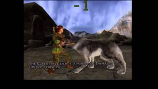 Heroes of Might & Magic: Quest for the Dragon Bone Staff, Part 1, Arcathia
