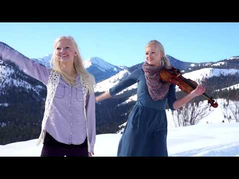 Hark!  The Herald Angels Sing - Official Christmas Music Video - The Gothard Sisters