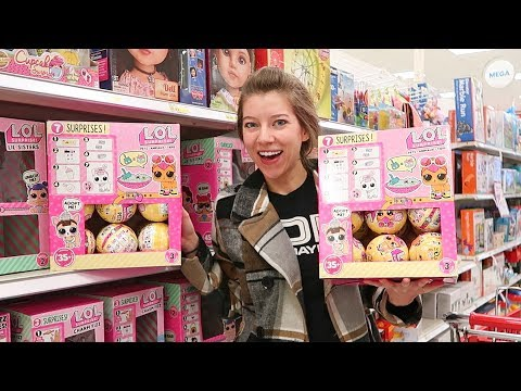 Toy Hunt #104! LOL Pets SCORE And HUGE Sale On ALL Toys At Target!