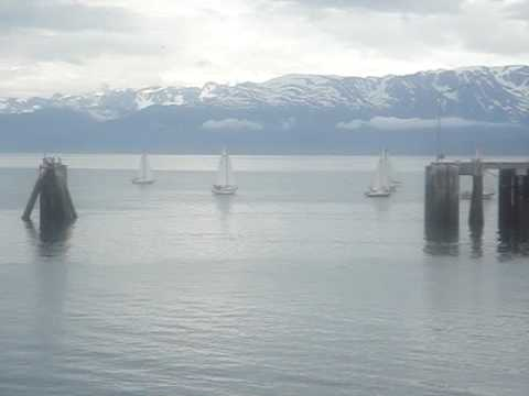 Sailing in Homer