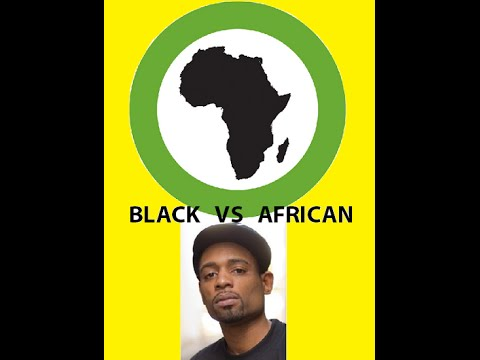 Black vs African Pt. 2 - From Kings to Slaves (Perfection vs Greatness)