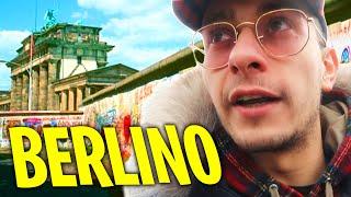 HO VISITATO IL MURO DI BERLINO CON SURRY