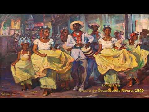 Recordando a Celia Cruz... Burundanga (Óscar Muñoz Bouffartique)