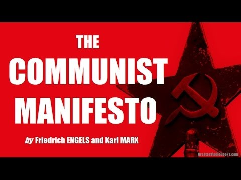 THE COMMUNIST MANIFESTO - FULL AudioBook | Greatest Audio Bo