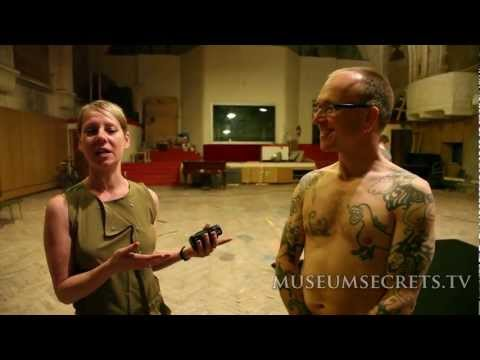 Museum Secrets Researcher Finds A Man with Scythian Tattoos (Vlog)