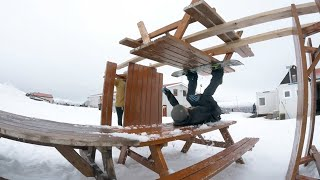 Braindomness with Eiki Helgason: 5050 to Layback Upside Down Boardslide - Season 2, Episode 8