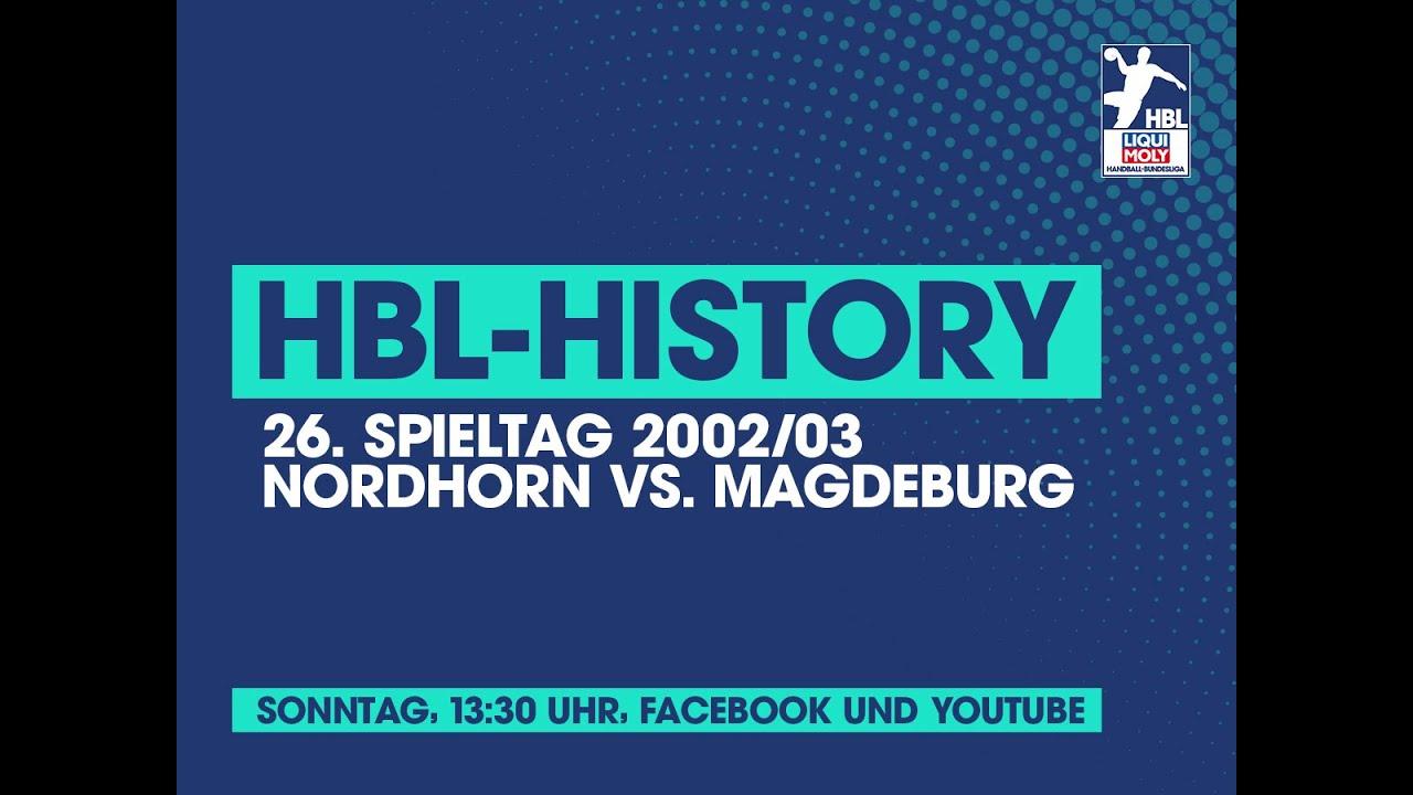 HBL-History: Nordhorn vs. Magdeburg (Saison 2002/03)