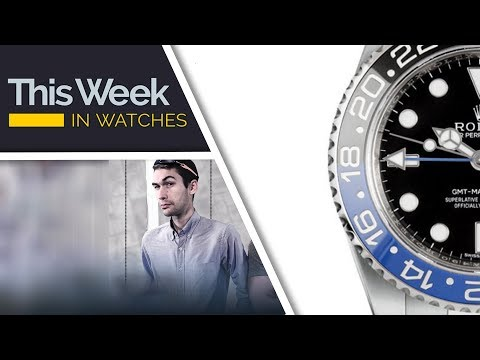 Grand Seiko vs Rolex GMT, Breitling Navitimer 8 Revealed, New Luxury Watches: Oris, HYT, Moser & Cie