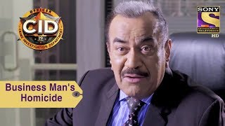 Your Favorite Character   ACP Solves The Businessman's Homicide   CID