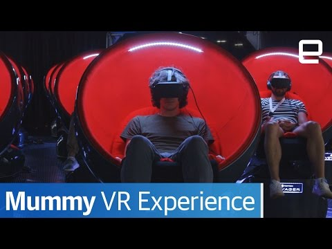 The Mummy VR Experience | SXSW 2017