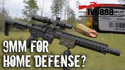 9mm Carbine for Home Defense?