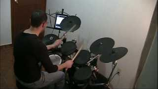 Drum Cover. Rush - yyz