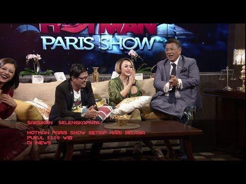 Jadi Penakluk Cinta, Andika & Regina akan Ungkap Rahasia Mereka di Hotman Paris Show, Selasa 16 Jan