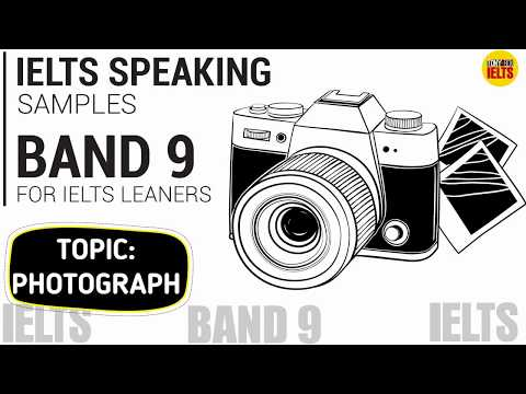 IELTS SPEAKING BAND 9 SAMPLE SERIES 8 (Part 1,2,3): TOPIC - HOBBIES, PHOTOGRAPH
