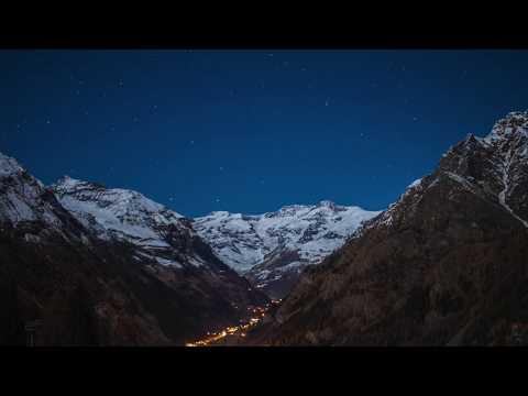 Night Timelapse and Hyperlapse  - Italy