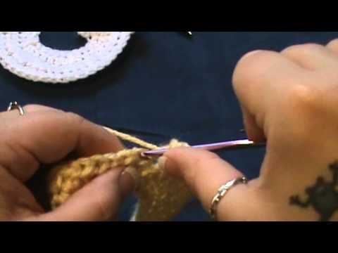 how to make a letter quot crocheted letters quot quot c amp g quot 22324