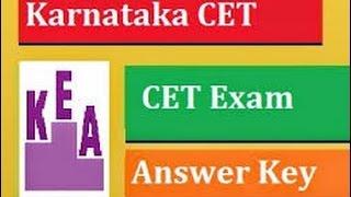 KCET Answer Key 2016 – Karnataka CET Result Name Wise Download - BANGALORE NOW NEWS - May 5, 2016.