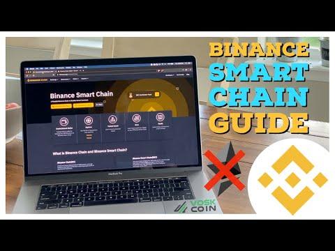 Binance Smart Chain Overview \u0026 BSC Wallet Tutorial
