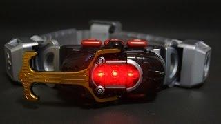 仮面ライダーダークカブト CSMダークカブトゼクター レビュー Complete Selection Modification Dark Kabuto Zecter Review