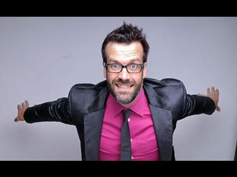 Marcus Brigstocke BBC Life Story Interview