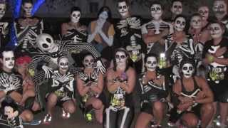 2014 Twilight Zone Tower of Terror 10 Miler Skeleton Crew Part 2