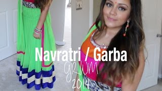 Indian Navratri/Garba GRWM | Kaushal Beauty Thumbnail