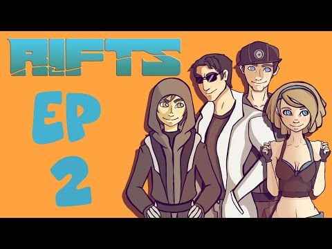 Rifts RPG Campaign Part 2