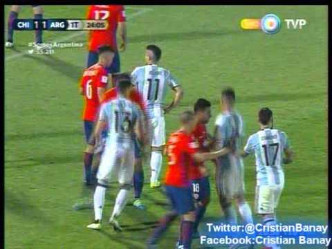 ¿Qué pasó ahí? El confuso relato de un periodista en el segundo gol de Argentina