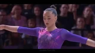 CoP 2017-20: Larisa Iordache BB (GOLD) 2017 Paris