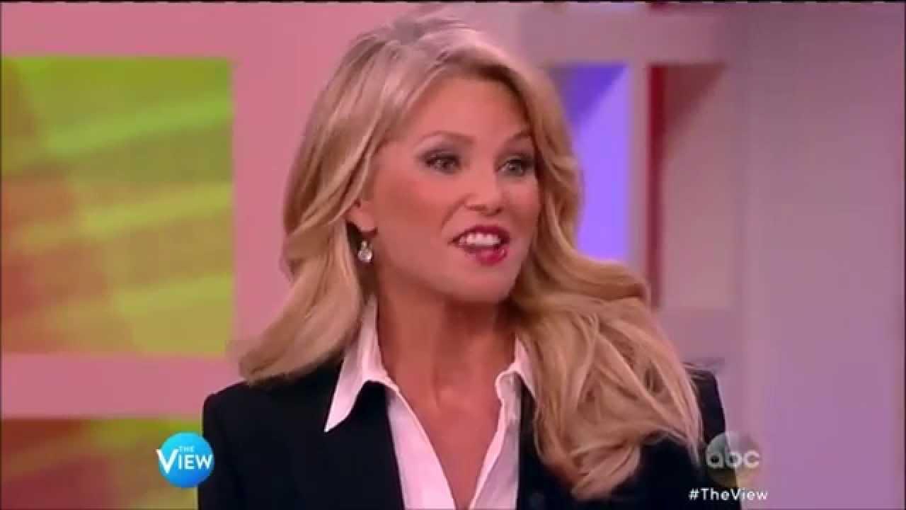 Christie brinkley eye makeup