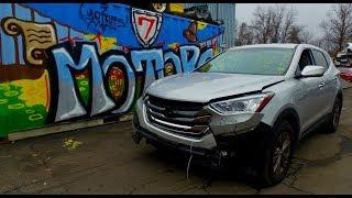 видео Автомобили Hyundai Santa Fe: продажа и цены