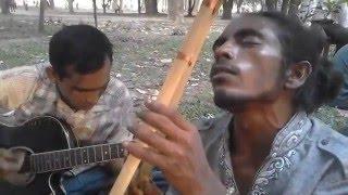 "Lalon giti (লালন গীতি)By JAMIL MONDOL ।। ""Bina Pakale Goriye Kachi"""