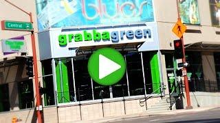 Grabbagreen® Franchise Promo Video