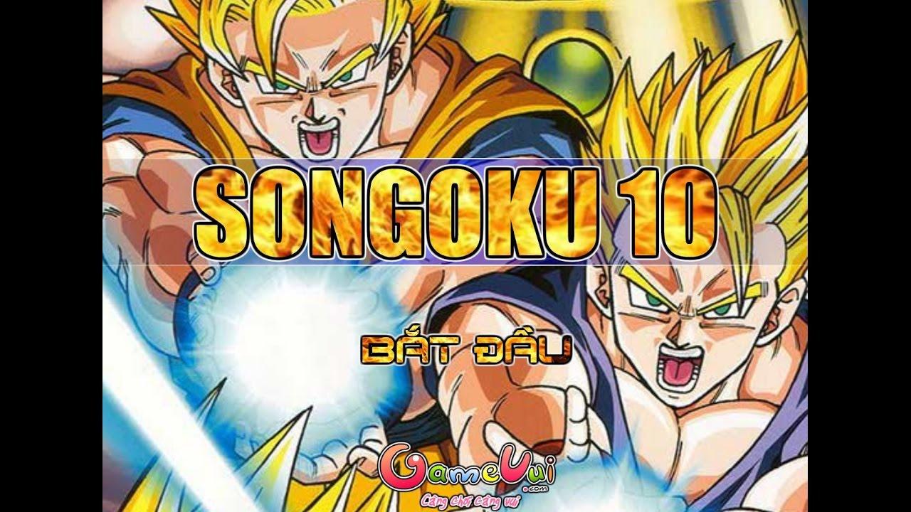 Cùng chơi Songoku 10 Dragonball 7 viên ngọc rồng - cu lỳ chơi game #35 -  funny gameplay - YouTube