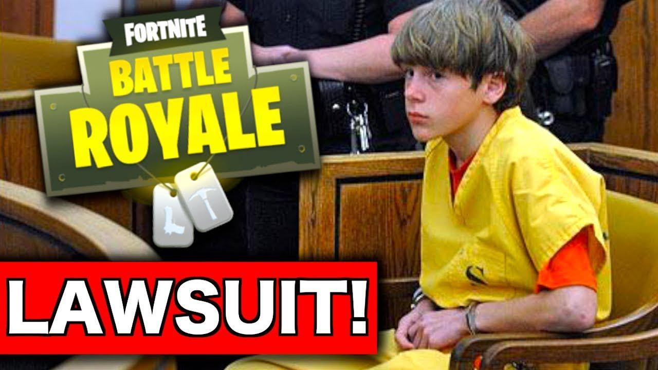 Hasil gambar untuk Fortnite LAWSUIT vs 14-year old child!