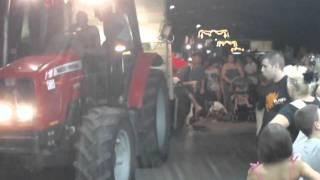 FIESTAS CORTES DE BAZA 2011 - Desfile de carrozas