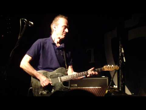 HUGH CORNWELL 'I WANT ONE OF THOSE' - AT THE FLEECE, OCT. 17, 2012