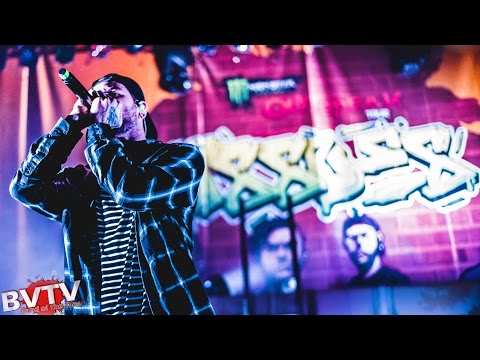 """Issues - """"The Realest"""" LIVE! @ The Outbreak Tour 2016"""
