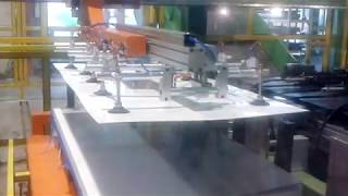 197 - (N) - Feeders line for appliances parts production