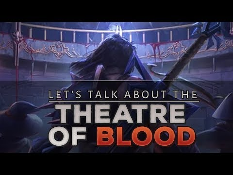 Let's Talk About the Theatre of Blood (Pre-test)